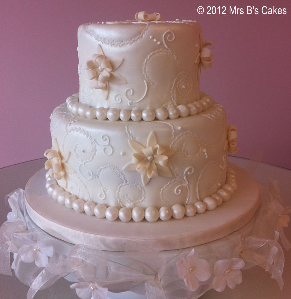 Mrs B S Custom Cakes Baptism And Communion Designs