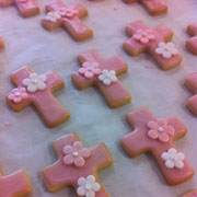 Cross Cut-out Cookies