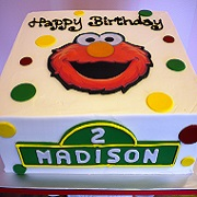 Birthday Elmo