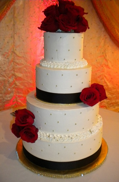 Custom Designed Wedding Cakes Mrs B S Bakery Little